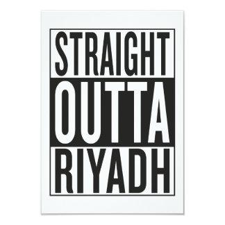 straight outta Riyadh Card