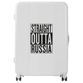 straight outta Russia Luggage