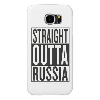 straight outta Russia Samsung Galaxy S6 Case