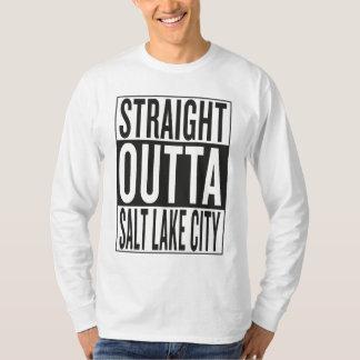 straight outta Salt Lake City T-Shirt