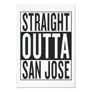 straight outta San Jose Card