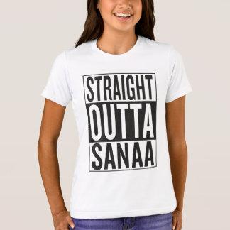 straight outta Sanaa T-Shirt