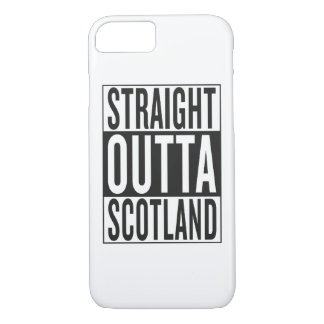 straight outta Scotland iPhone 8/7 Case