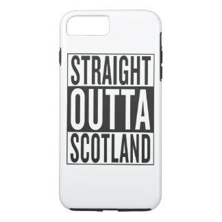 straight outta Scotland iPhone 8 Plus/7 Plus Case