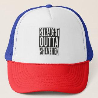 straight outta Shenzhen Trucker Hat