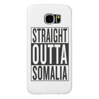 straight outta Somalia Samsung Galaxy S6 Case