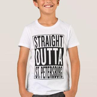 straight outta St. Petersburg T-Shirt
