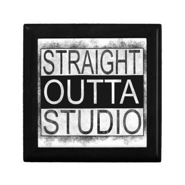 Straight outta STUDIO Keepsake Box