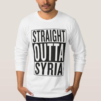 straight outta Syria T-Shirt