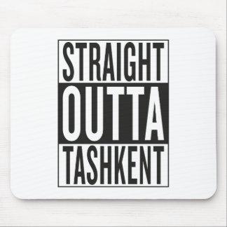 straight outta Tashkent Mouse Pad