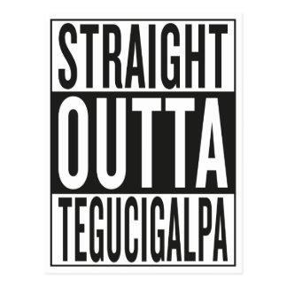 straight outta Tegucigalpa Postcard