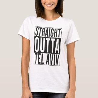 straight outta Tel Aviv T-Shirt