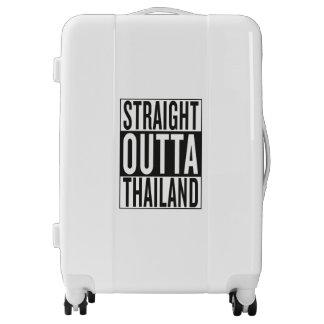 straight outta Thailand Luggage