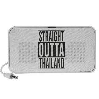 straight outta Thailand Portable Speaker