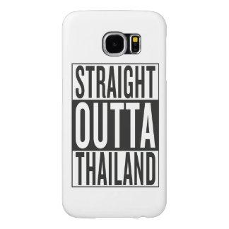 straight outta Thailand Samsung Galaxy S6 Case