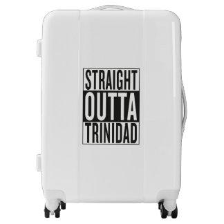 straight outta Trinidad Luggage
