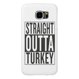 straight outta Turkey Samsung Galaxy S6 Case
