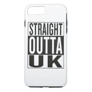 straight outta UK iPhone 8 Plus/7 Plus Case