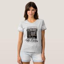 "Straight Outta ""Urban Pulp Fiction"" cover shirt"