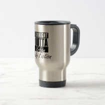 "Straight Outta ""Urban Pulp Fiction"" insulated mug"