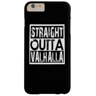 STRAIGHT OUTTA VALHALLA BARELY THERE iPhone 6 PLUS CASE