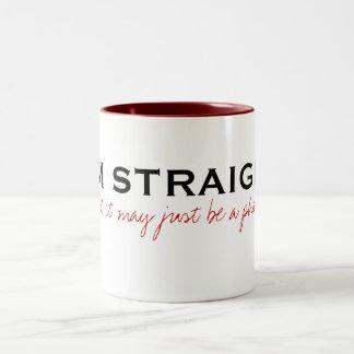Straight Phase mug