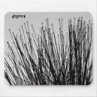 Straight Pins-Computer Mousepad