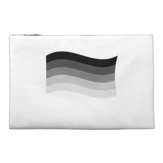 Straight Pride Banner Travel Accessory Bags
