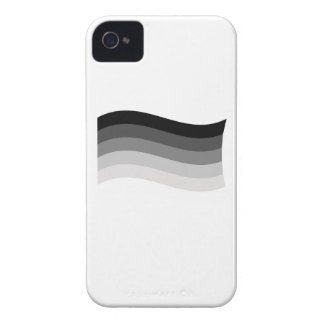 Straight Pride Banner iPhone 4 Case