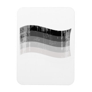 Straight Pride Banner distressed.png Rectangular Photo Magnet