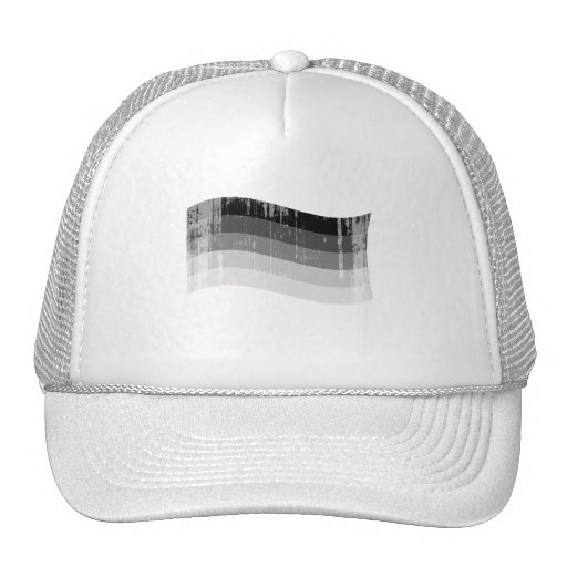 Straight Pride Banner distressed.png Trucker Hat
