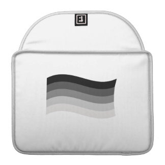 Straight Pride Banner Sleeve For MacBooks
