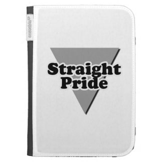 Straight Pride Kindle Covers