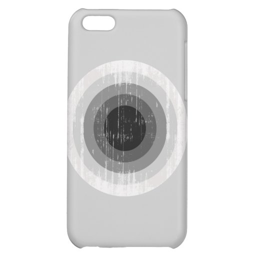 Straight Pride Circle distressed.png Cover For iPhone 5C