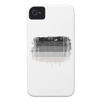Straight Pride Colors distressed.png iPhone 4 Case-Mate Case