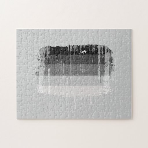 Straight Pride Colors distressed.png Jigsaw Puzzle