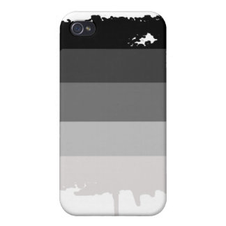 Straight Pride Colors iPhone 4/4S Covers