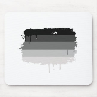 Straight Pride Colors Mouse Pad