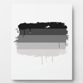 Straight Pride Colors Plaque