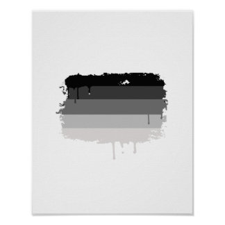 Straight Pride Colors Poster