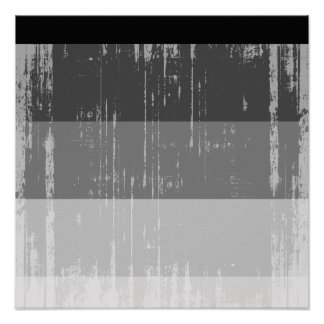 Straight Pride distressed png Posters