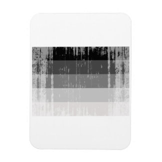 Straight Pride Flag distressed.png Rectangular Photo Magnet