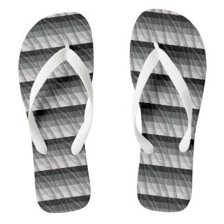 Straight Pride Flip Flops
