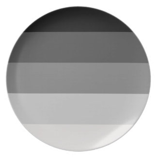 Straight Pride Party Plate
