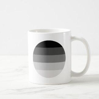 Straight Pride Round Mug