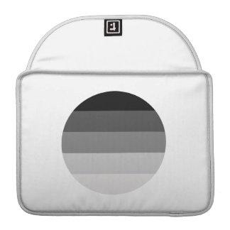 Straight Pride Round Sleeve For MacBook Pro