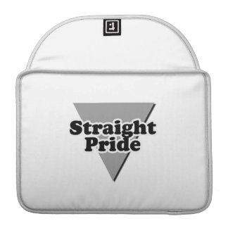 Straight Pride Sleeve For MacBook Pro