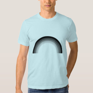 Straight Rainbow.png T-shirt