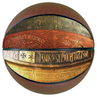 Straight Razor Collector Gift! Vintage Razor boxes Basketball