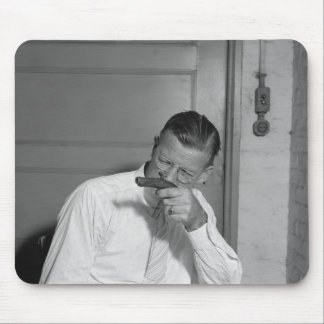 Straight Shooter: 1937 Mouse Pad